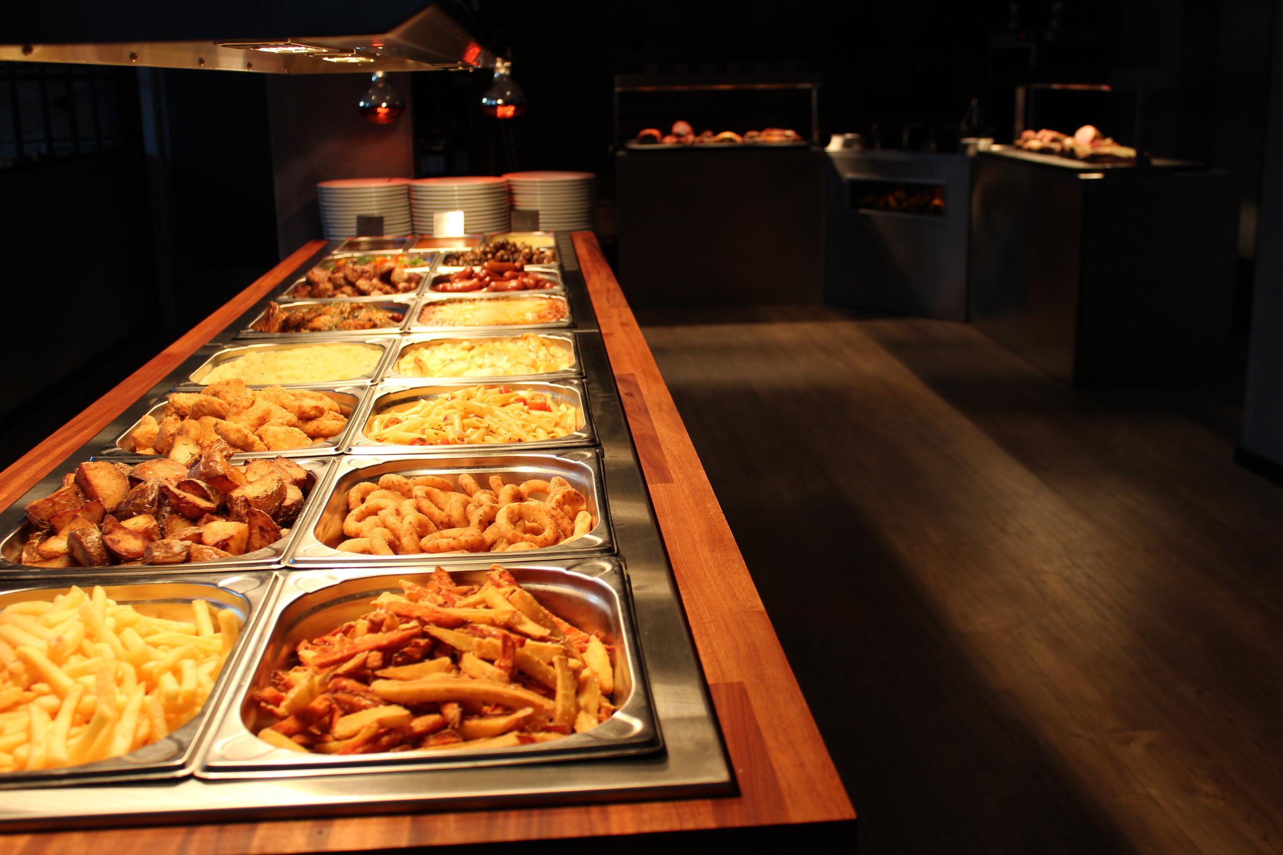 buffet-varme-retter